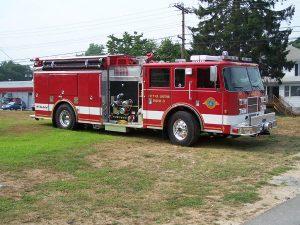 Engine 2 (Engine - G21) - 2005, Pierce Pumper