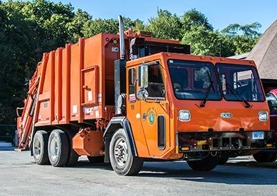 Highway Department Recycler