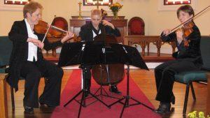The OBrien Trio Photo