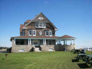 Tyler House Eastern Point Beach