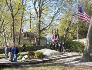 Groton Workers Memorial