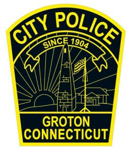 City of Groton Police Department Patch