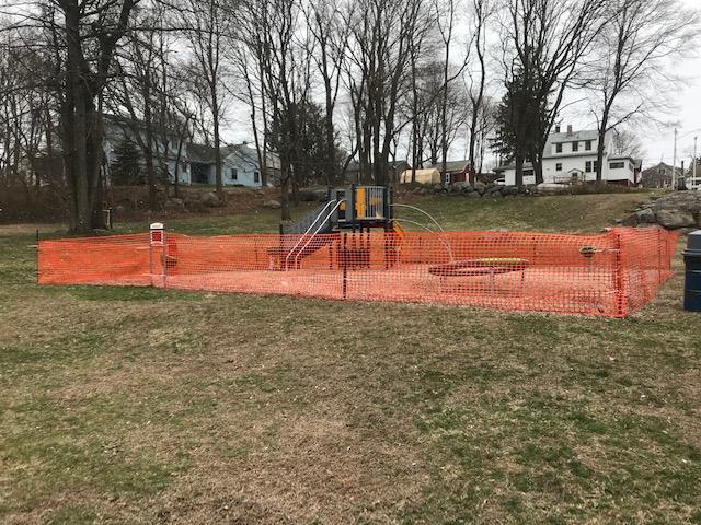 Washington Park Playground equipment