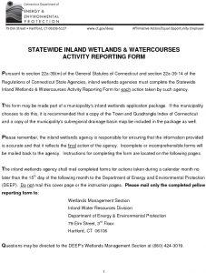 Icon of Inland / Wetlands Regulations
