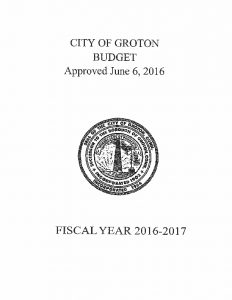 Icon of Approved Budget, Fiscal Year 2016 - 2017