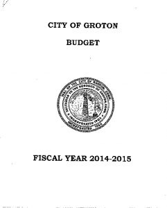 Icon of Approved Budget, Fiscal Year 2014 - 2015