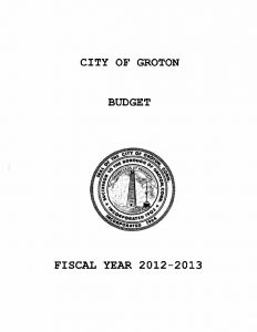 Icon of Approved Budget, Fiscal Year 2012 - 2013