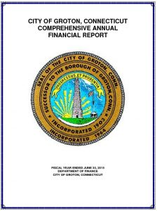 Icon of 2015 Comprehensive Annual Financial Report