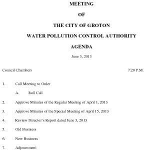 Icon of Wpca Agenda-06-03-13
