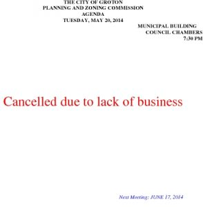 Icon of Cancelled5 20 14