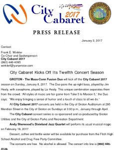 Icon of City Cabaret 2017 Mass-Conn Fusion