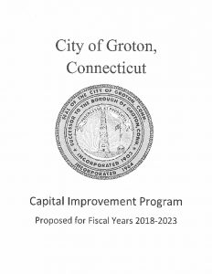 Icon of Capital Improvement Program 2018-2023