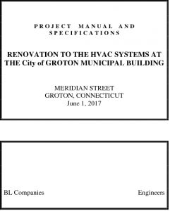 Icon of RFP For Municipal Building HVAC System