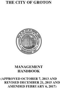 Icon of Employee Handbook - Management (Amended - 2-6-2017)