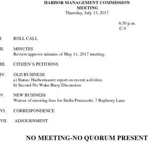 Icon of 7-14-17 No Meeting-No Quorum