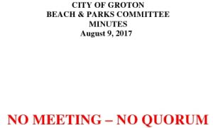 Icon of Beach And Parks Committee 08-09-17