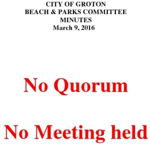 Icon of Beach And Parks Committee 03-09-16