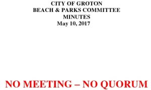 Icon of Beach And Parks Committee 05-10-17
