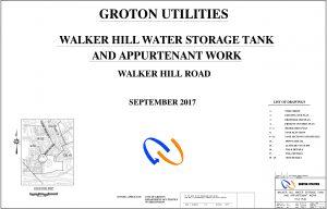 Icon of Walker Hill Water Storage Tank