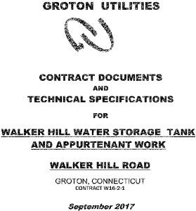 Icon of Contract Document And Tech Specs
