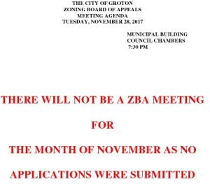 11-28-17 Cancellation