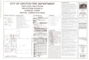 Fire Station Renovation Plans