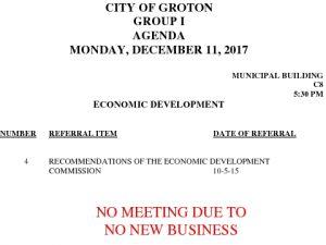 Icon of 12-11-17 ED Cancellation