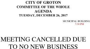 Icon of 12-26-17 Cancellation