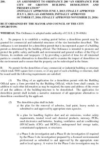 Icon of ORDINANCE 200 - Amended