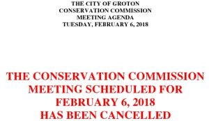 Icon of 2-6-18 Cancellation
