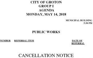 5-14-18 PW Cancellation