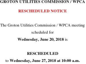 Cancellation-Reschedule Notice