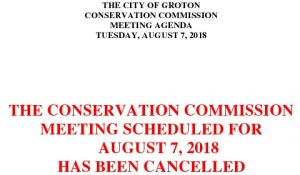 Icon of 8-7-18 Cancellation
