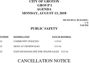 8-13-18 PS Cancellation