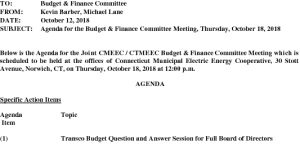 CMEEC BF Comm Agenda 10-18-2018