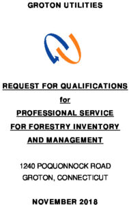 Icon of RFQ - Forestry, Wildlife, Inventory & Mangement - Final