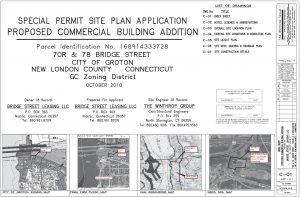 Icon of 70 BRIDGE SITE - REV-D - 112818 - TOWN COMMENTS - ISSUE
