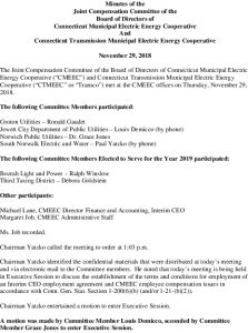 Icon of CMEEC Compensation Comm Minutes 11-29-2018