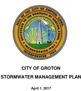Icon of Storm Water Management Plan