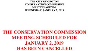 Icon of 1-2-19 Cancellation