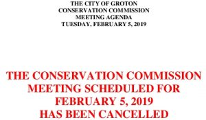 Icon of 2-5-19 Cancellation