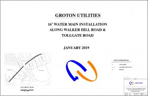 Icon of Tollgate Rd Water Main Drawings