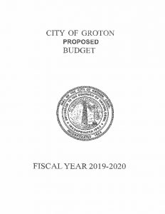 Icon of FY20 Proposed City Budget