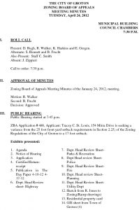 Icon of Zoning Board Of Appeals 04-24-12