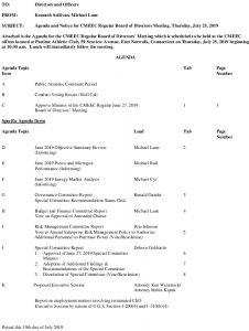 CMEEC Board Agenda 07-25-2019