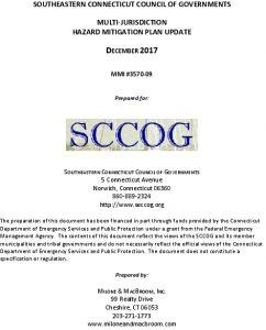Icon of SECCOG Regional Hazard Mit Plan Dec 2017