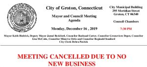 Icon of 12-16-19 Cancellation