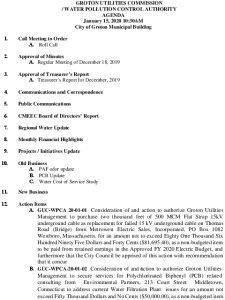 Icon of GUC-WPCA Agenda 01.15.2020