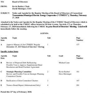 Agenda CTMEEC 02-27-2020