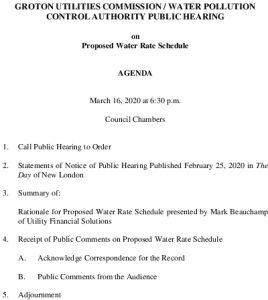 Icon of GUC-WPCA Public Hearing Agenda 03-16-2020 Docx